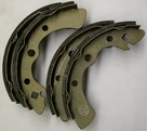 Late Rear Brake Shoes