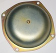 Replate Early Carburetor Piston Cover