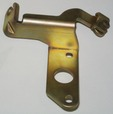 Replate Late Carburetor Throttle Cable Bracket