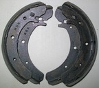 Relined Front Brake Shoes