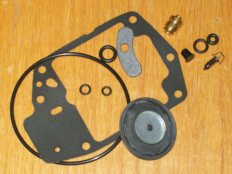 Late Carburetor Kit