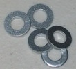 6mm Engine Bolt Aluminum Washer Set