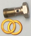 Front Brake Banjo Bolt Set