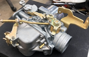 Rebuilt Late Carburetor